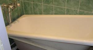 вкладыш в ванну акриловый